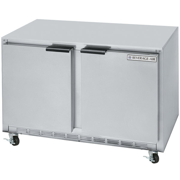 """Beverage-Air UCR48A 48"""" Compact Undercounter Refrigerator"""