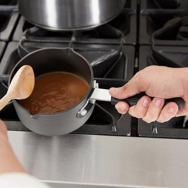 1 Qt. Anodized Aluminum Non-Stick Sauce Pan