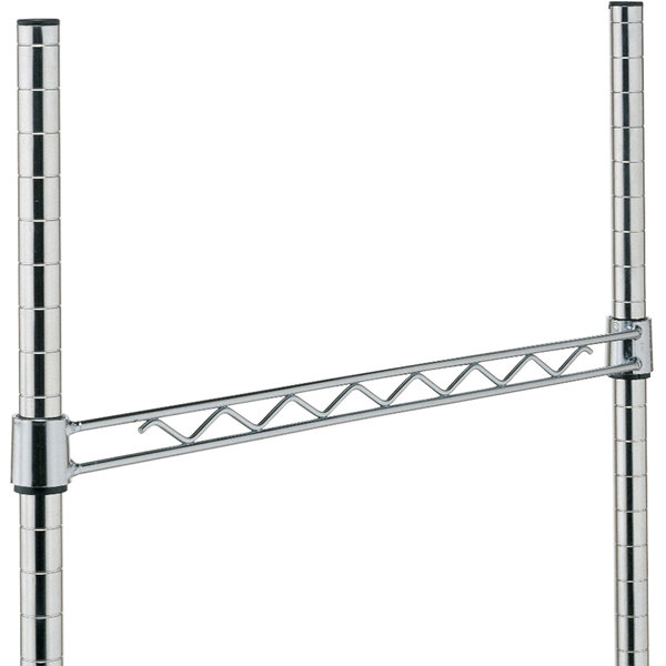 """Metro H114C Chrome Hanger Rail 14"""""""