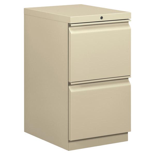 Putty Mobile 2 Drawer Pedestal File