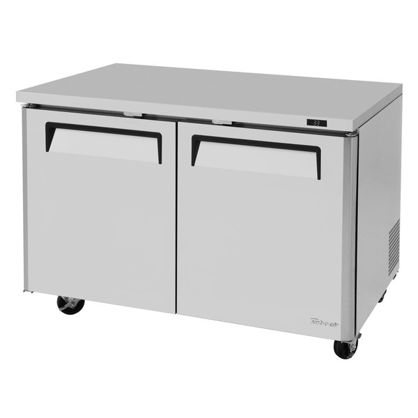 "Turbo Air MUR-48-N M3 Series 48"" Undercounter Refrigerator"