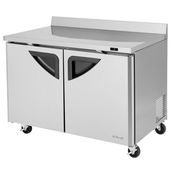"Turbo Air TWF-48SD-N 48"" Super Deluxe Worktop Freezer"
