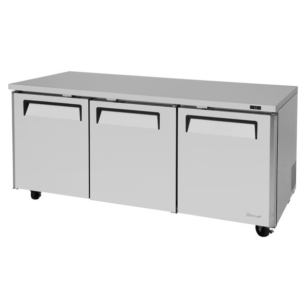"Turbo Air MUR-72-N M3 Series 72"" Undercounter Refrigerator"