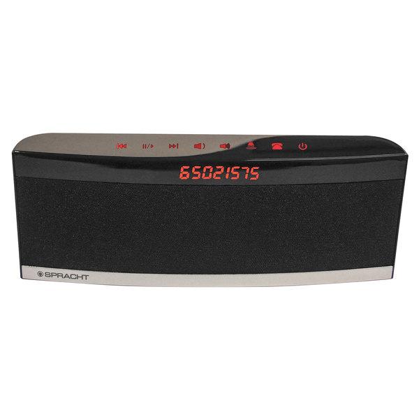 Spracht WS4012 BluNote Pro Black Bluetooth Wireless Speaker Main Image 1