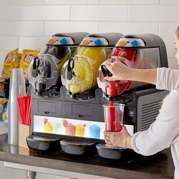 Vollrath VCBF168-37 Triple 2.6 Gallon Frozen Beverage Machine Main Image 4