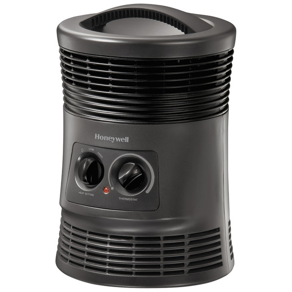 Honeywell HHF360V Gray 360 Surround Heater Main Image 1