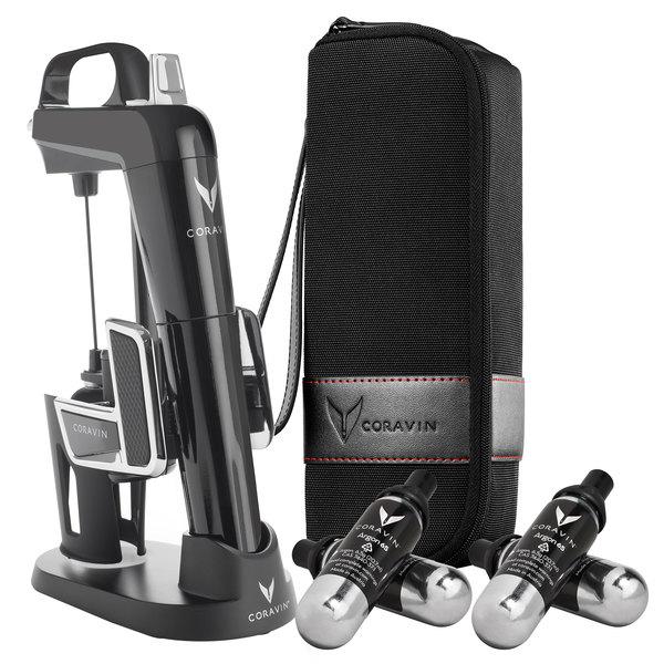 Coravin Model Two Elite Pro Black Wine Dispensing System