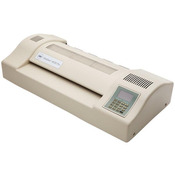 "Swingline GBC 1700300 H600 Pro HeatSeal 13"" Thermal Pouch Laminator - 10 mil Maximum Main Image 1"