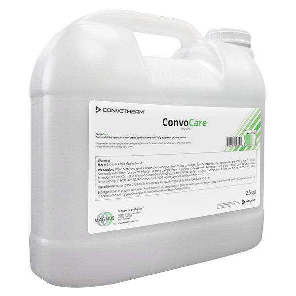 Convotherm W-CARE2 2.5 Gallon ConvoCare Pre-Mixed Rinsing Solution  - 2/Case