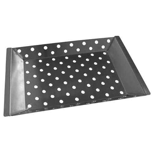 """Crown Verity ZCV-CTP 12 1/2"""" x 20"""" Perforated Charcoal Tray"""