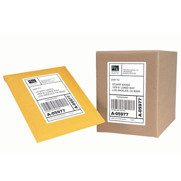 "5-1//2/"" x 8-1//2/"" Avery Internet Shipping Labels 20 Labels TrueBlock Technology"