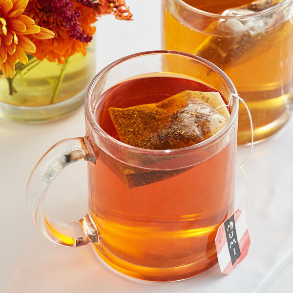 Numi Organic Rooibos Chai Tea Bags - 18/Box Main Image 2