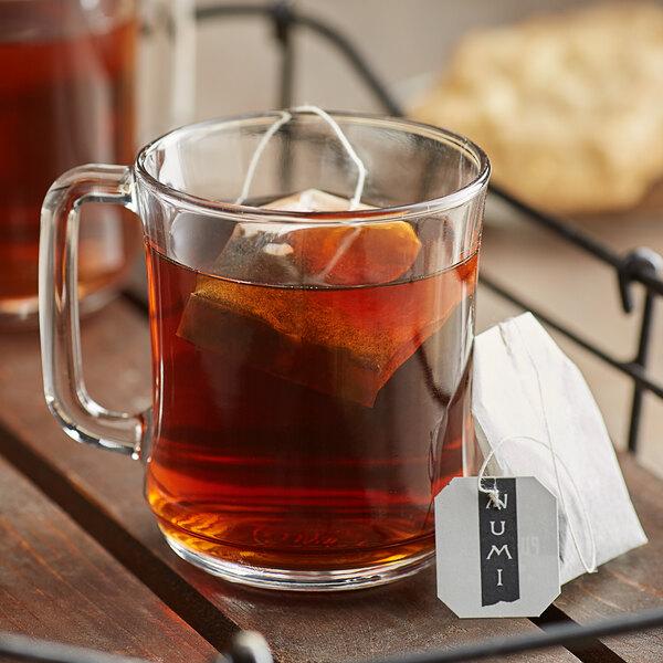 Numi Organic Emperor's Pu-Erh Tea Bags - 16/Box Main Image 2