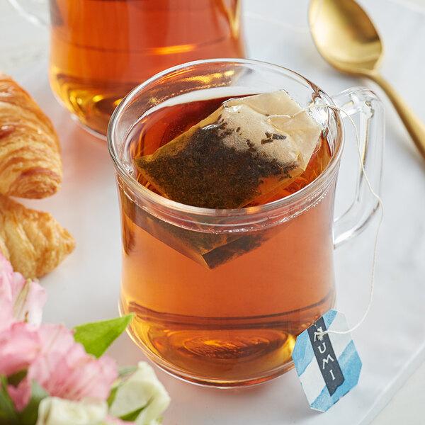 Numi Organic Aged Earl Grey Tea Bags - 100/Case Main Image 2