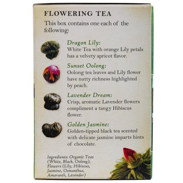 Numi Petite Bouquet Flowering Tea 4 Piece Set