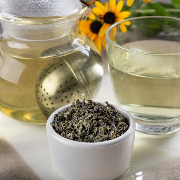 Numi Organic 1 lb. Ti Kuan Yin-Iron Loose Leaf Tea Main Image 3