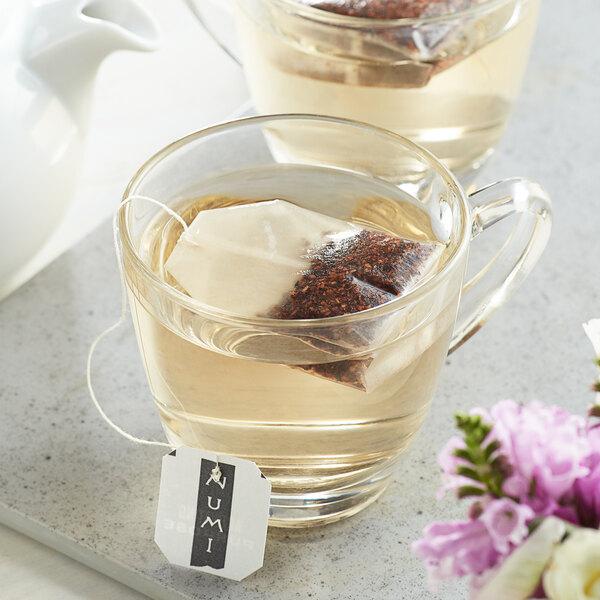 Numi Organic Honeybush Tea Bags - 18/Box Main Image 2