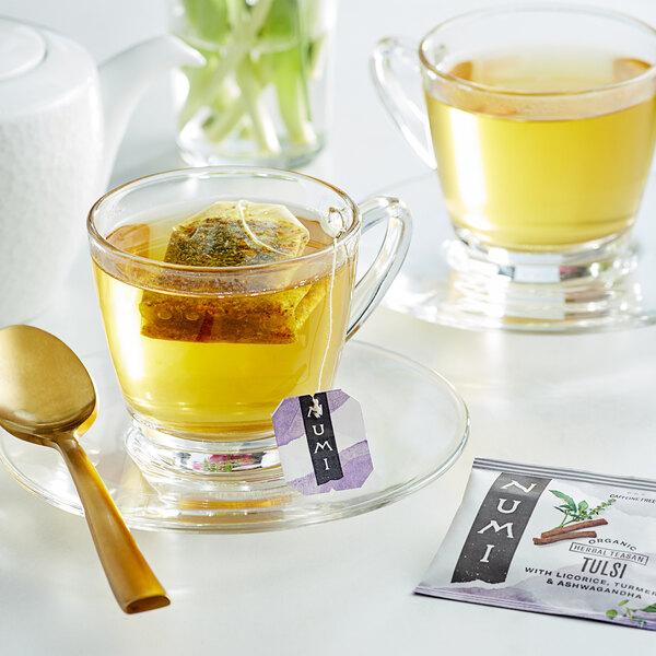 Numi Organic Gratitude Holistic Tea Bags - 16/Box Main Image 3