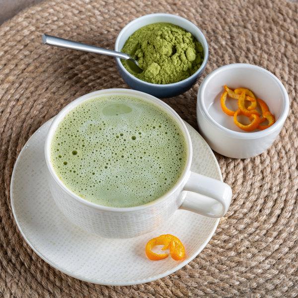 Numi 1.06 oz. (30 g) Organic Citrus Matcha Loose Powdered Tea Main Image 5