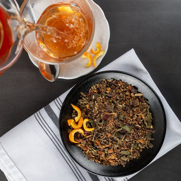 Numi Organic 1 lb. Orange Spice Loose Leaf Tea Main Image 3