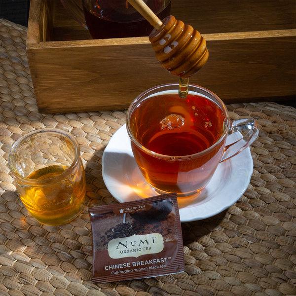 Numi Organic Chinese Breakfast Tea Bags - 100/Case Main Image 4