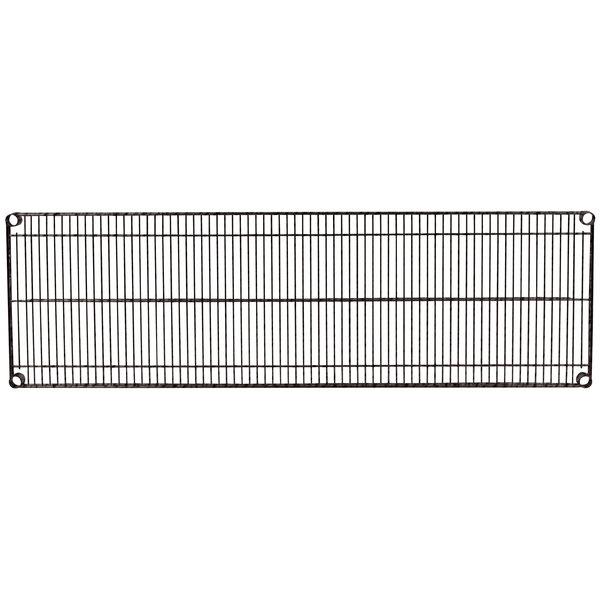 """Metro 1860N-DCH Super Erecta Copper Hammertone Wire Shelf - 18"""" x 60"""""""