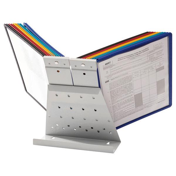 Durable 536100 Vario Reference Desktop System 20 Panels