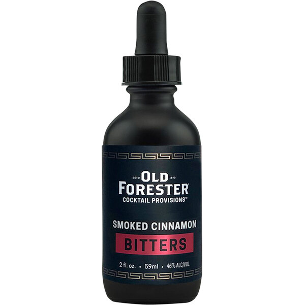 Old Forester 2 fl. oz. Smoked Cinnamon Bitters Main Image 1