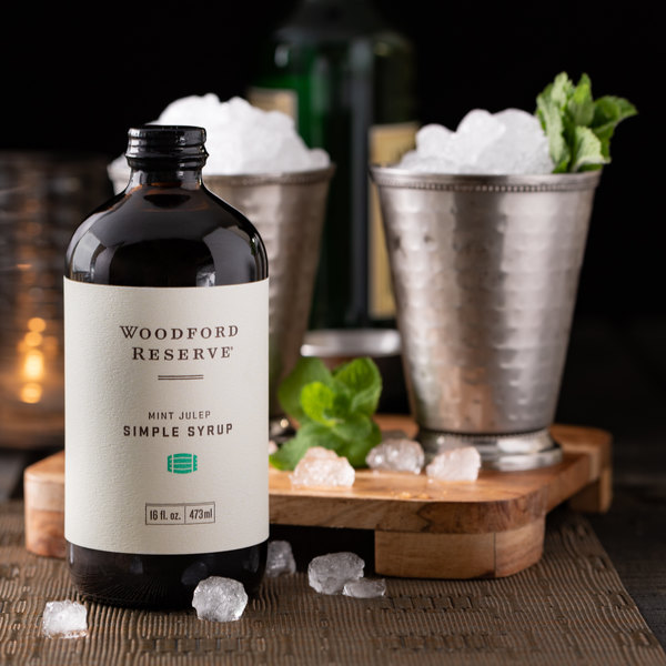 Woodford Reserve 16 oz. Mint Julep Simple Syrup