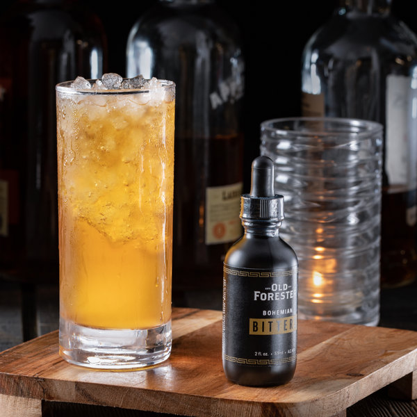 Old Forester 2 oz. Bohemian Bitters