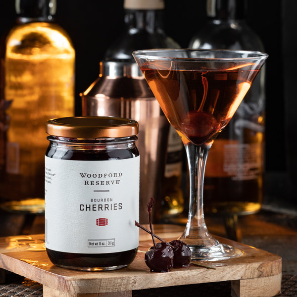 Woodford Reserve 11 oz. Bourbon Cherries