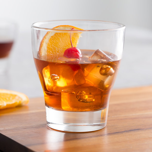 Arcoroc N0527 Urbane 14 oz. Stackable Double Old Fashioned Glass by Arc Cardinal - 12/Case