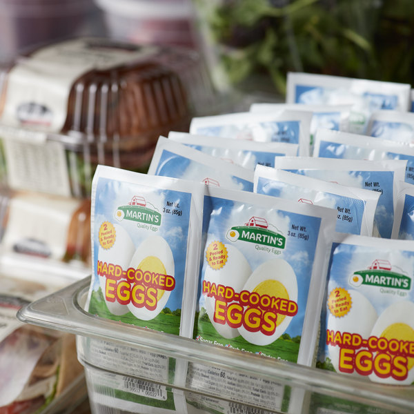 2 Count Pack Hardcooked Eggs - 14/Case Main Image 3
