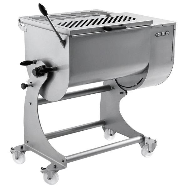 Heavy-Duty 265 lb. Electric Meat Mixer - 220V