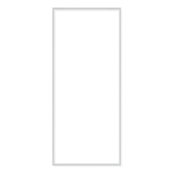 """Avantco 178GSKT19824 Vinyl Magnetic Door Gasket - 25 3/4"""" x 52 1/4"""""""