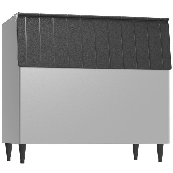 Awesome Hoshizaki B 800Pf 48 Ice Storage Bin With Galvanized Steel Finish 800 Lb Creativecarmelina Interior Chair Design Creativecarmelinacom