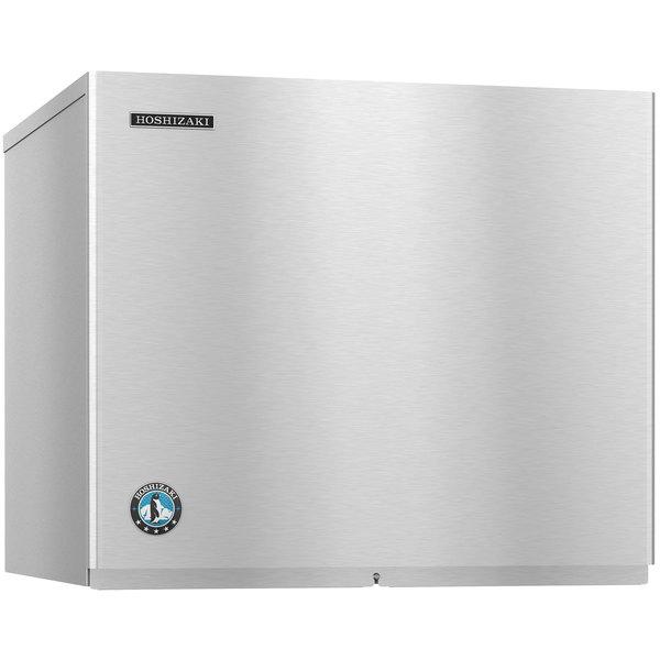 "Hoshizaki KML-700MWJ 30"" Low Profile Modular Water Cooled Crescent Cube Ice Machine - 756 lb. Main Image 1"