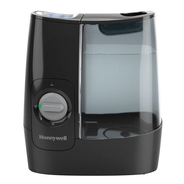 Honeywell HWM845B 1 Gallon Black Warm Mist Humidifier - 120V Main Image 1