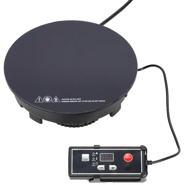 "Bon Chef 22100 Magnifico 9 5/8"" Digital Induction Range Chafer Attachment Main Image 1"