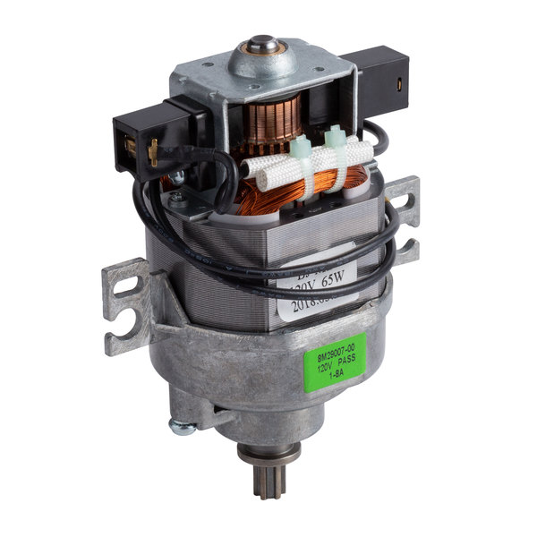 "Lavex Janitorial Brushroll Motor for 15"" Dual Motor Vacuums (#13)"