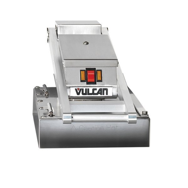 Vulcan VMCS-101 Heavy Duty Electric Griddle Top with Rapid Recovery Plate for Select Vulcan and Wolf Griddles - 208V Main Image 1