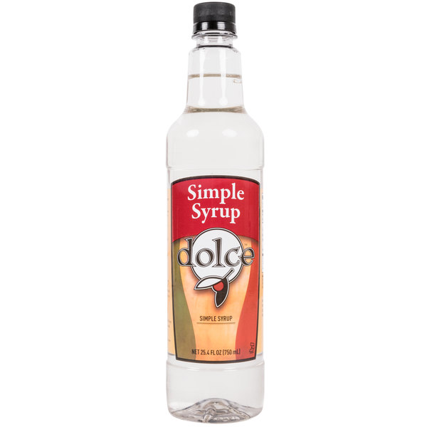 Dolce Simple Syrup Sweetener Syrup