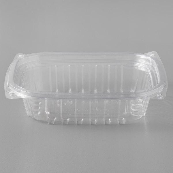 Eco Products Ep Rc8 8 Oz Pla Plastic Compostable Rectangular Deli