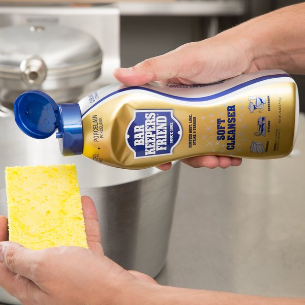 Bar Keepers Friend 11624 26 oz. All Purpose Soft Cleanser
