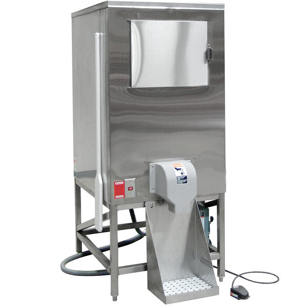 Hoshizaki HCD-500B Automatic Ice Bagging and Dispensing System - 647 lb.