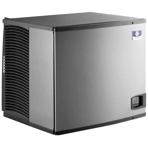 Manitowoc IYF0900A Indigo NXT Series 30 inch Air Cooled Half Dice Cube Ice Machine - 901 lb.; 208-230V
