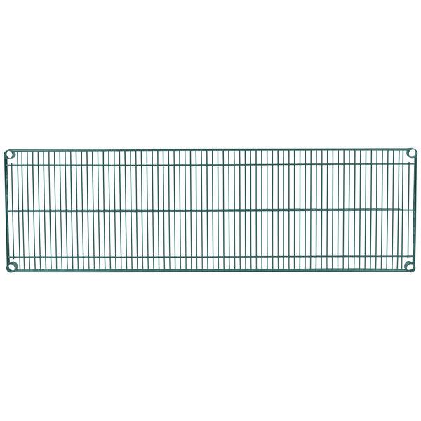 "Metro 1442NK3 Super Erecta Metroseal 3 Wire Shelf - 14"" x 42"" Main Image 1"