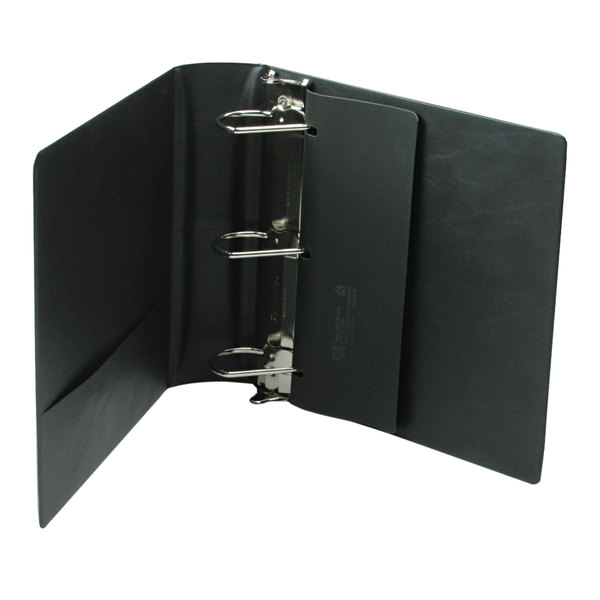 "Samsill 17780 Top Performance DXL Black Heavy-Duty Binder with 3"" D Rings Main Image 1"