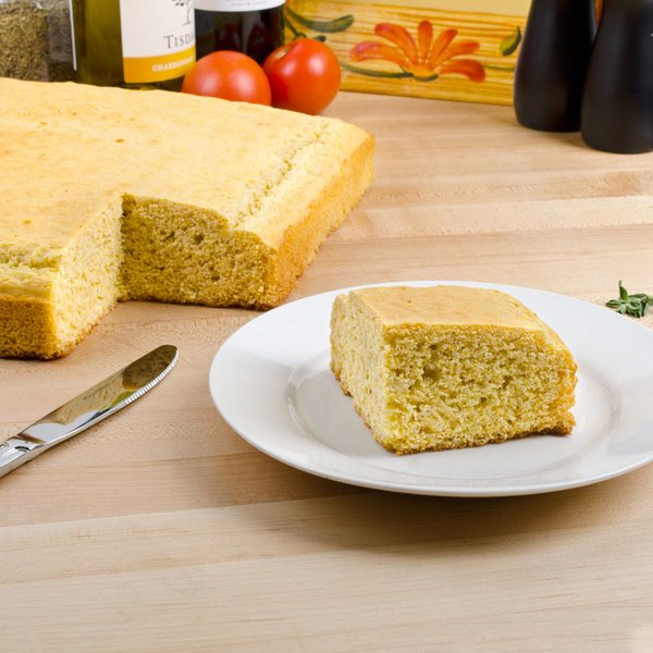 5 lb. Yellow Cornbread Mix - 6/Case