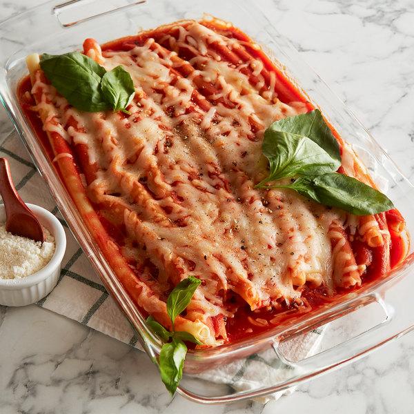 Anna 1 lb. Long Ziti #19 Pasta - 12/Case Main Image 3